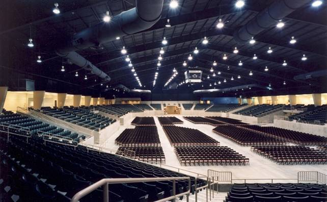 Deschutes County Events Center